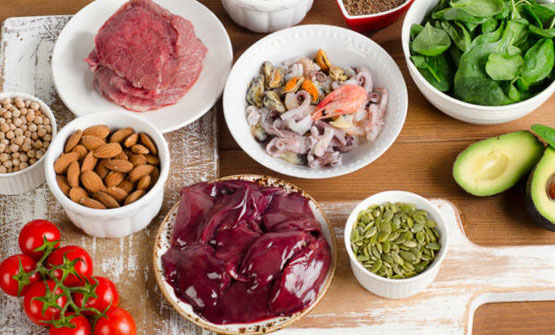 uels sont les aliments riches en zinc à consommer