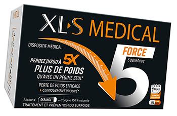 XLS force 5 avis : point sur l'efficacité du produit minceur
