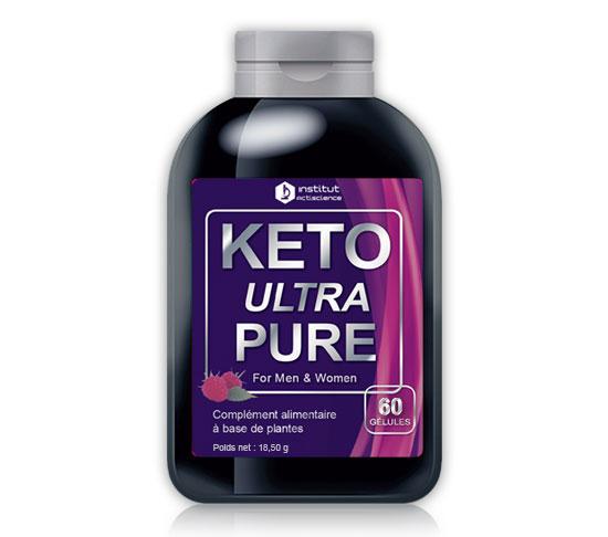 Notre avis honnête sur Keto pure, sa composition et son efficacité