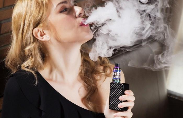 Cigarette électronique et santé : quels risques ?